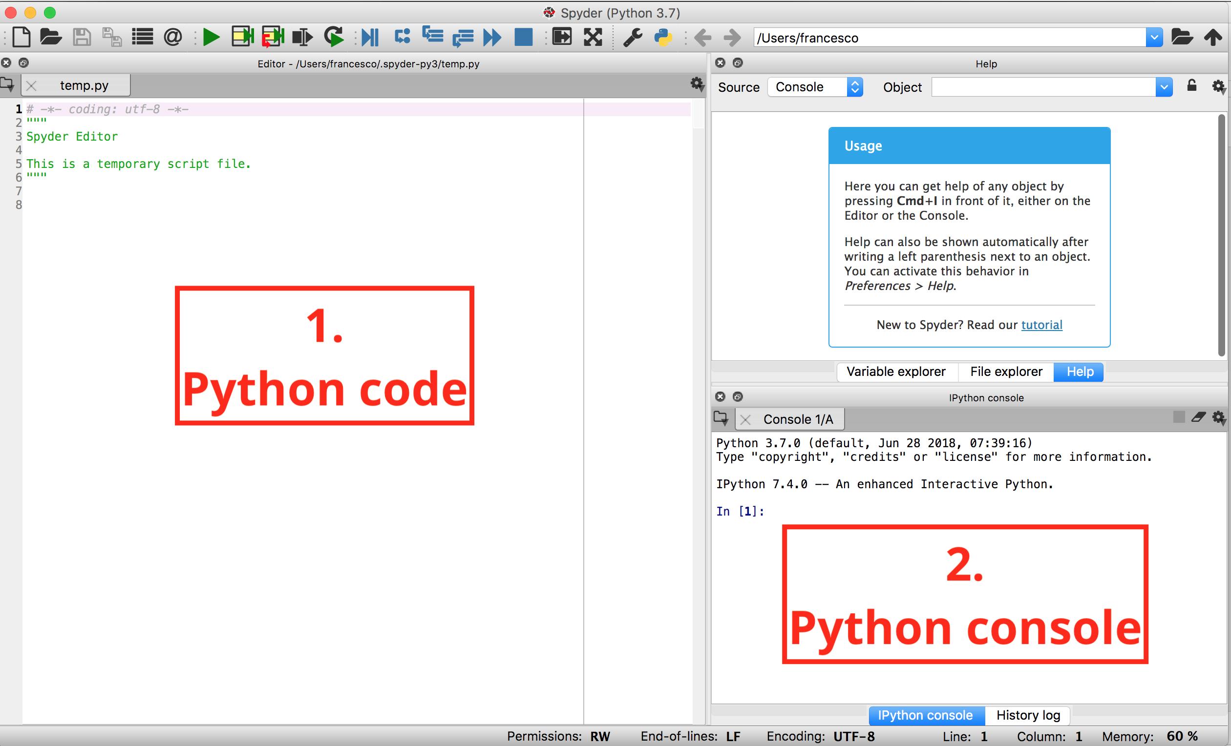 Anaconda - DSM Code
